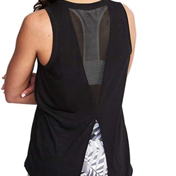 ba9b165d45 Mippo Tops   Womens Cute Yoga Workout Mesh Shirt Obo   Poshmark